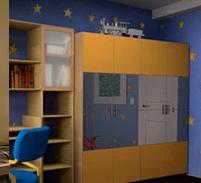 childs room light control