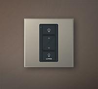 hand-held control for senior living light control