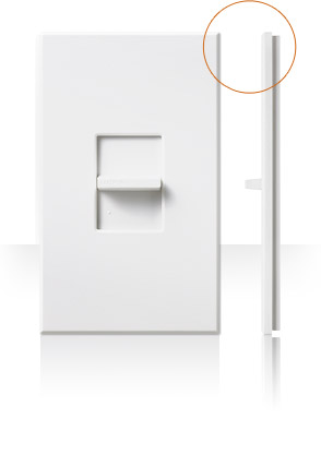 architectural style dimmer