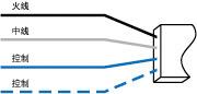 multi-input ballast diagram