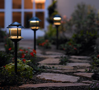 lighting to increase safety and security