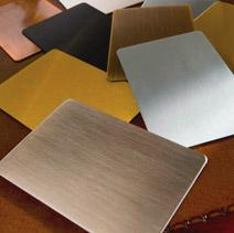 satin colors samples