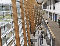 SAP America, Inc. atrium