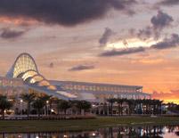 Orange County Convention Center Exterior Lighting