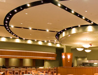 Orange County Convention Center Ceiling Fixtures