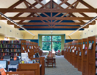 Cuyahoga County Public Library Walkway
