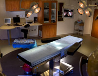 lighting for surgical rooms