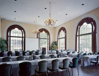 Hotel Bethlehem Dining Hall