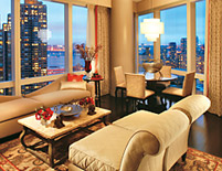 Mandarin Oriental Bedroom