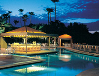 Phoenician Pool Lighting