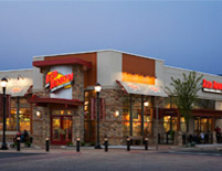 Red Robin Exterior Lighting
