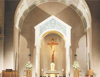 St. Anne's Church Altar and Chancel