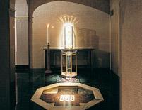St. Anne's Church Passageway